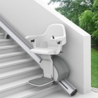Stairlift for straight stairs outdoor design