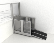 Liftboy 5 elektromos kerekesszék emelő lift