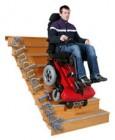 TopChair lépcsőjáró kerekesszék