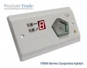 IT800 Series többzónás kijelző
