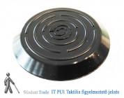 ITPU1 Taktilis figyelmeztető jelzés - fekete színben