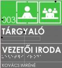 T-02-a1-v1 információs tábla Kormányablak