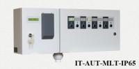 IT-AUT-MLT-IP65 8 fogyasztó kiszolgálására alkalmas automata