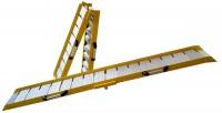 ITR100-2-Mobil kerekesszék rámpa-100-300cm