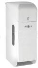 IT N5100 WC papír adagoló fehér fém