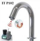 IT P102 Pultba építhető automata szappanadagloló