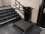 Delta platform lépcsőlift