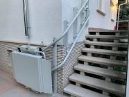 Stratos platform lépcsőlift