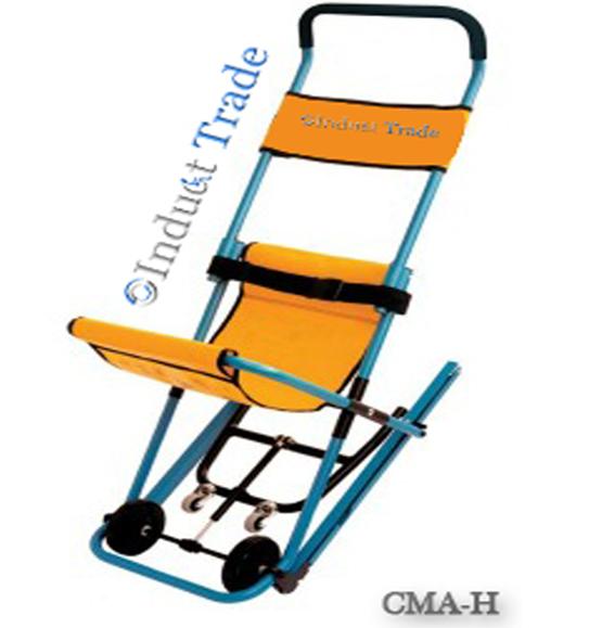 CMA-H hernyótalpas evakuáló szék