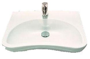 IT677 Concave washbasin