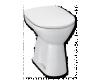 Alsó kifolyású magasított WC-k