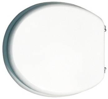 IT-29600, STAR WC-ülőke, lakkozott MDF, fehér