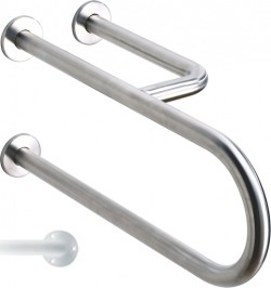 Accessible grab bars for disabled people