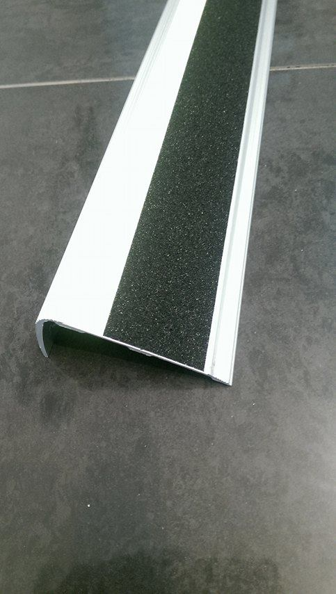 Anti slipping tapes and stair edge protection profiles