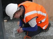 Supplementary for the installation of tactile marking