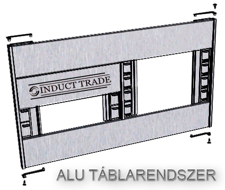 ALU-Sign panelsystem