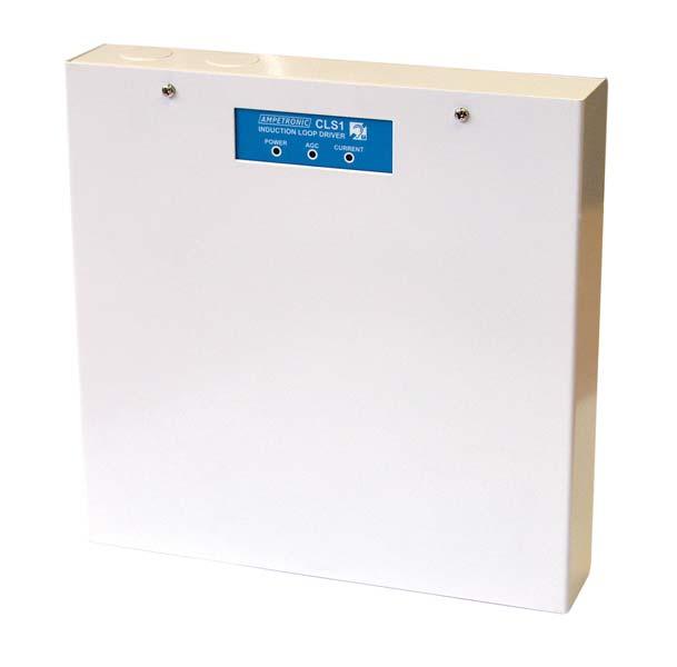 Falra szerelhető indukciós hurokerősítő