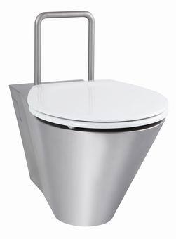 Vandálbiztos WC-k